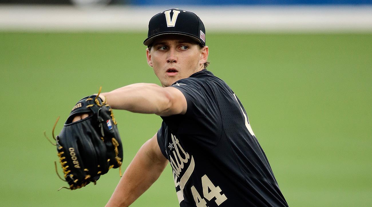 Vanderbilt Kyle Wright