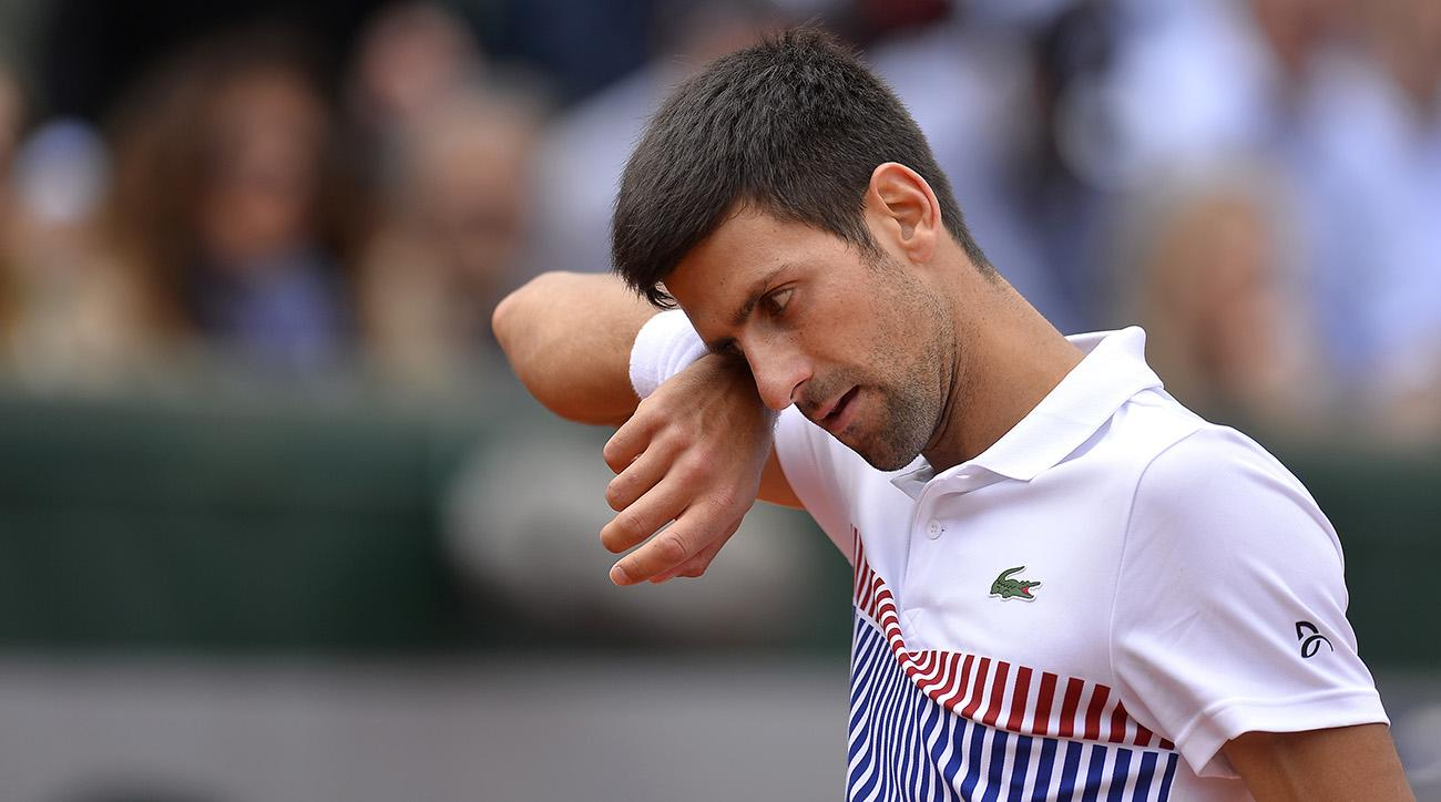 Roland Garros 2017 Novak Djokovic ranking to fall to No 4