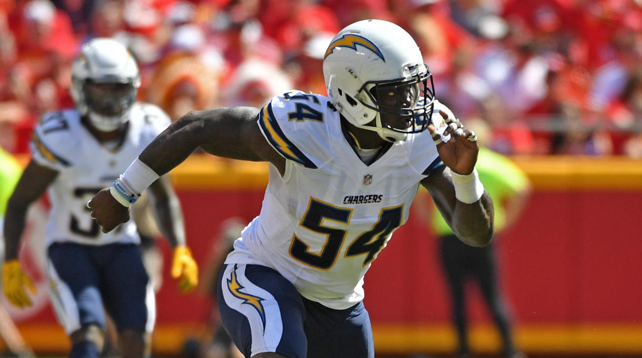 Franchise tag could be best option for Chargers, Melvin Ingram in 2017