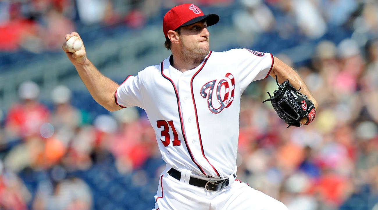 Max Scherzer joins the 2000 strikeout club
