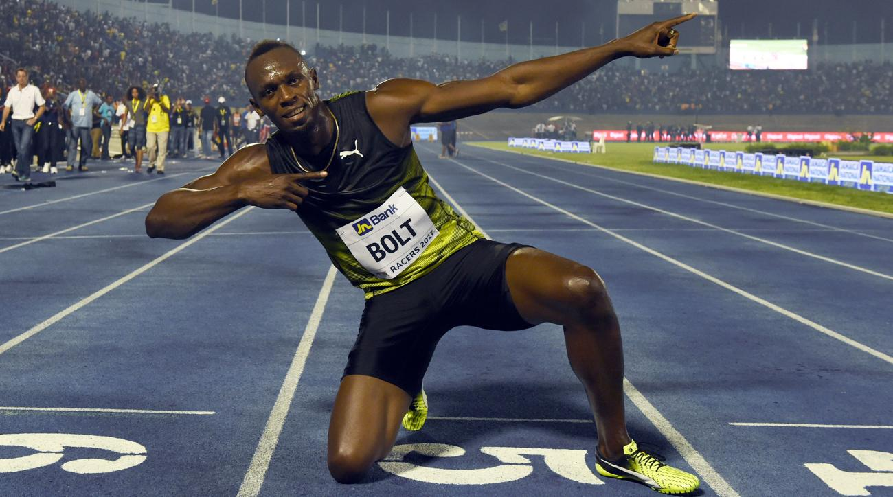 how to meet usain bolt