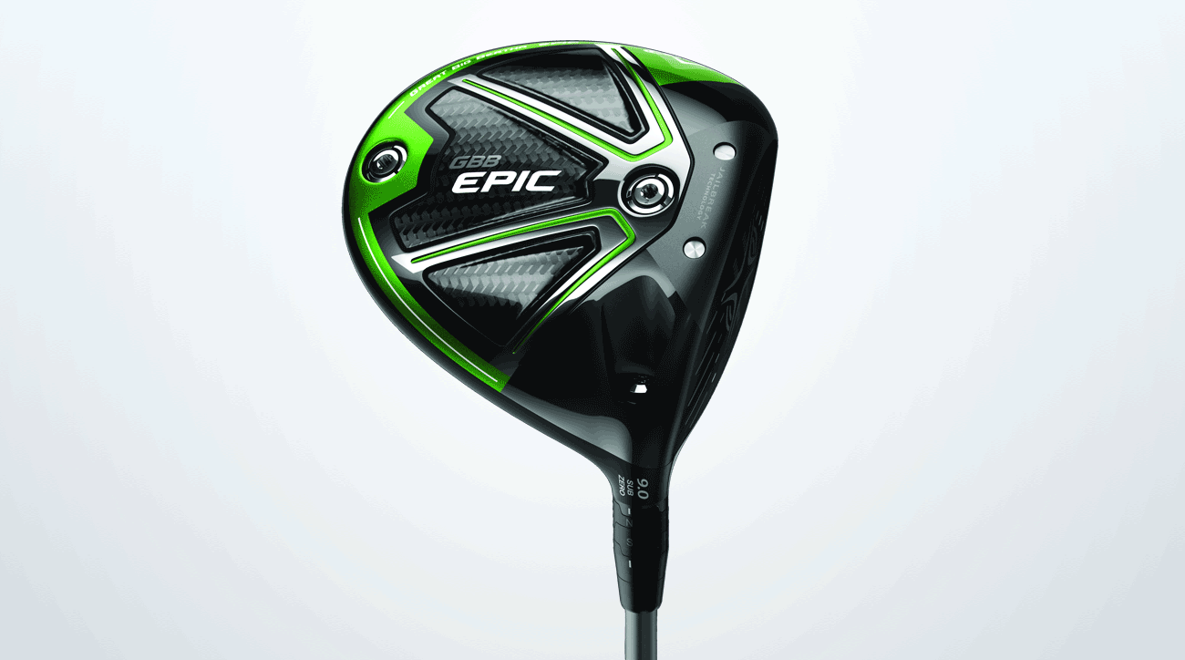 Callaway GBB Epic driver.