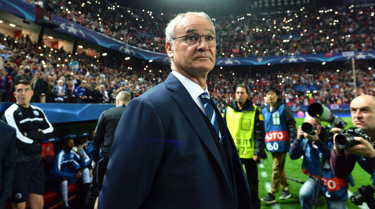 Claudio Ranieri will manage at Nantes