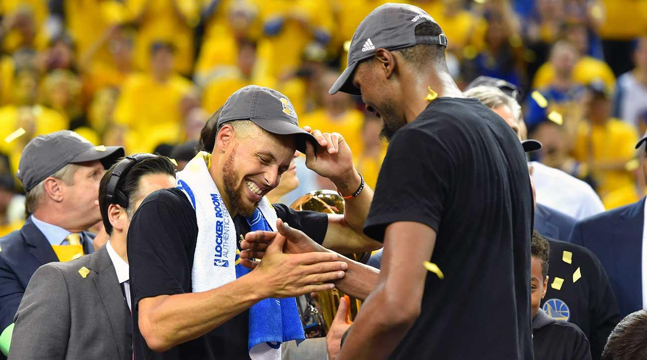 Golden State Warriors Win 2017 NBA Championship, Twitter Reacts