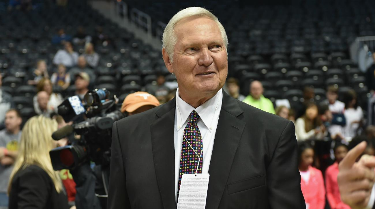Jerry West leaving Warriors to join Clippers
