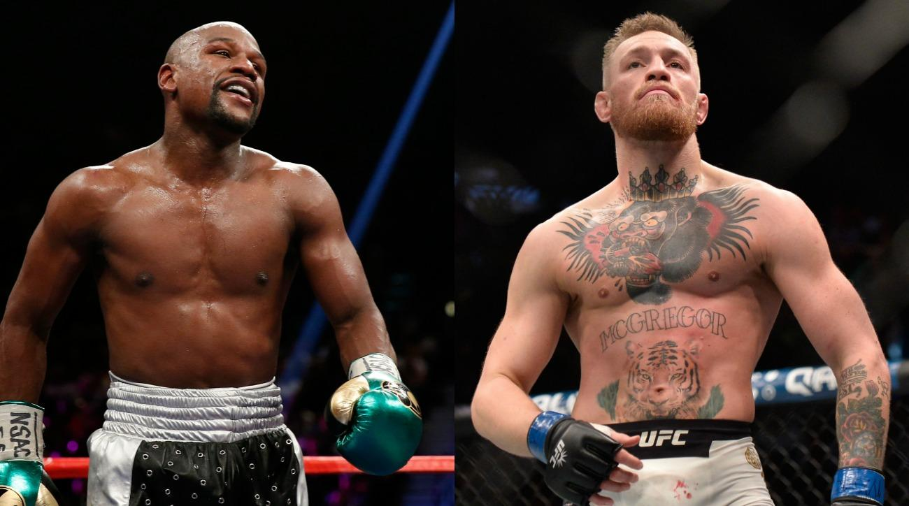 Conor McGregor Is '100 Percent Positive' He Beats Floyd Mayweather