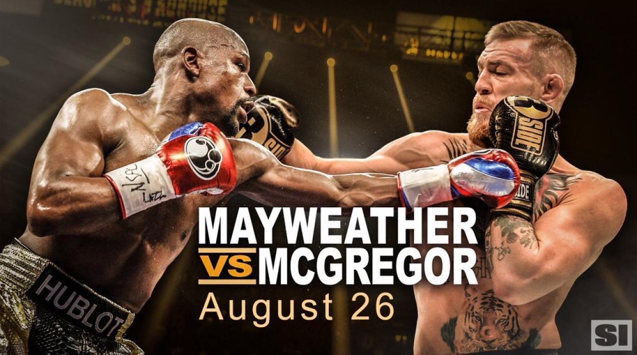 Mayweather Vs Mcgregor Tv Deutschland