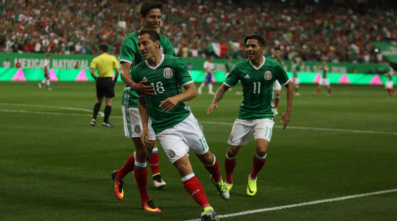 LAFC is rumored to be signing Mexico star Andres Guardado