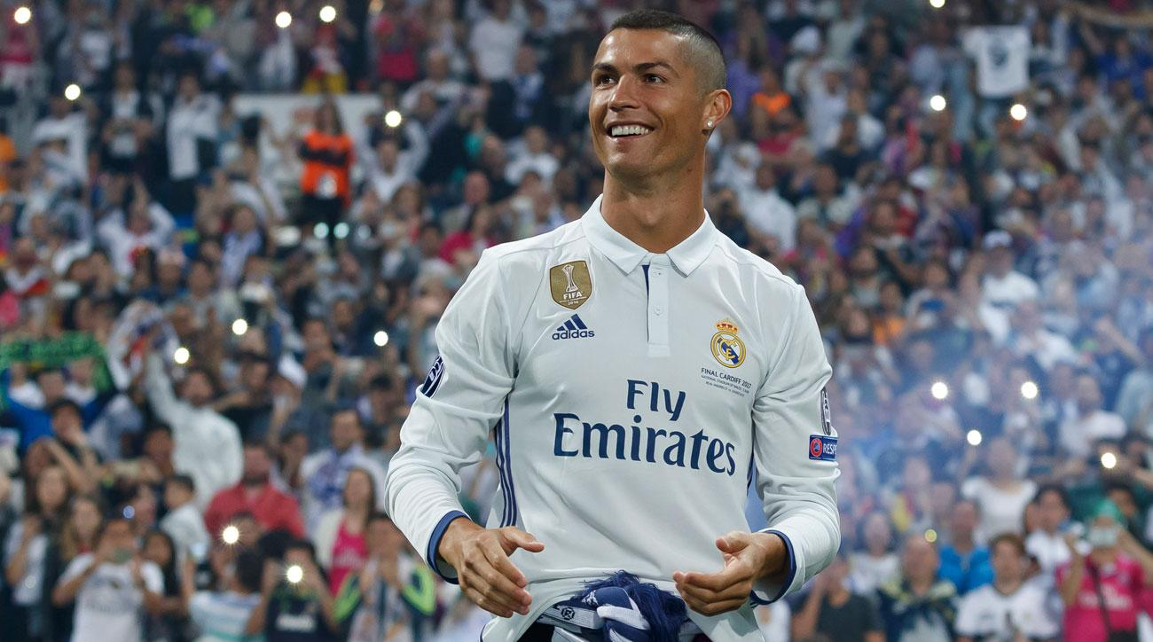 Cristiano ronaldo why he 39 d leave real madrid where he 39 d for Cristiano ronaldo