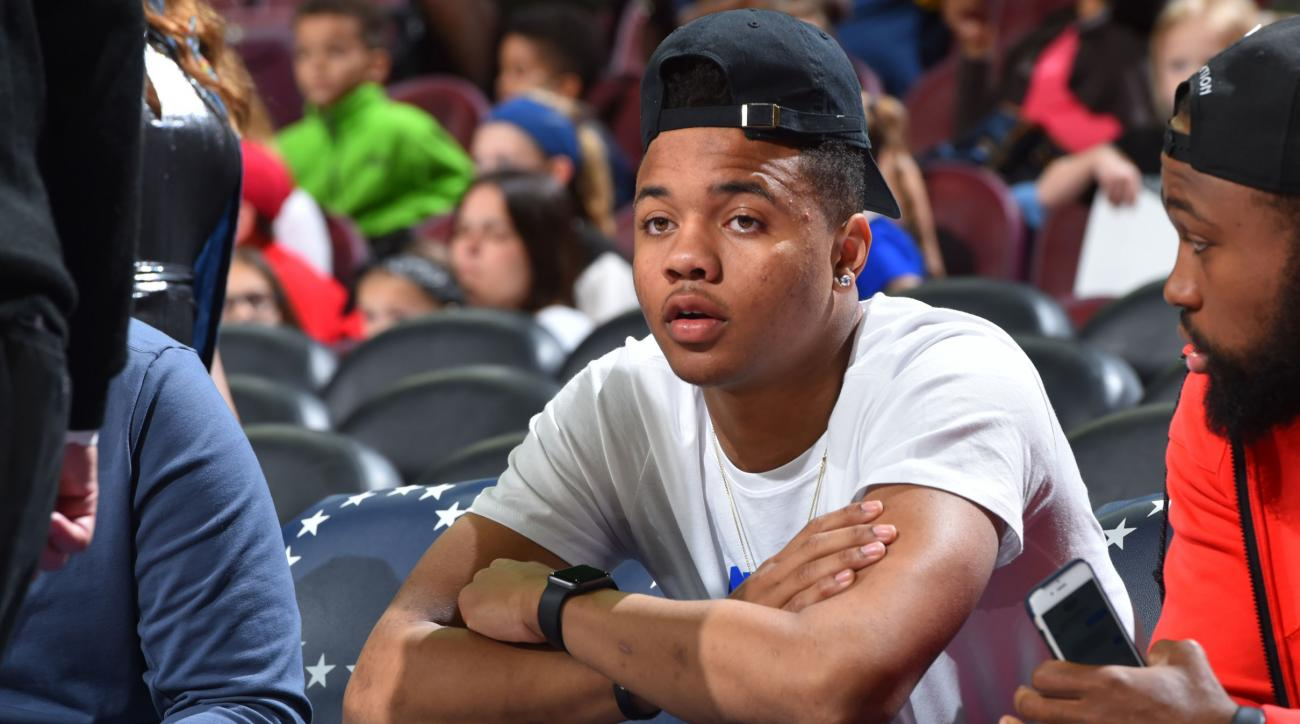 Markelle Fultz signs Nike shoe contract | SI.com