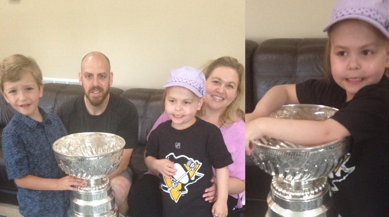 stanley cup little girl leukemia