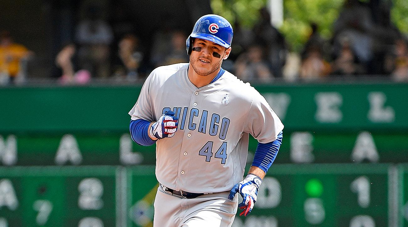 Contreras hits HR, Baez scores on error, Cubs beat Padres