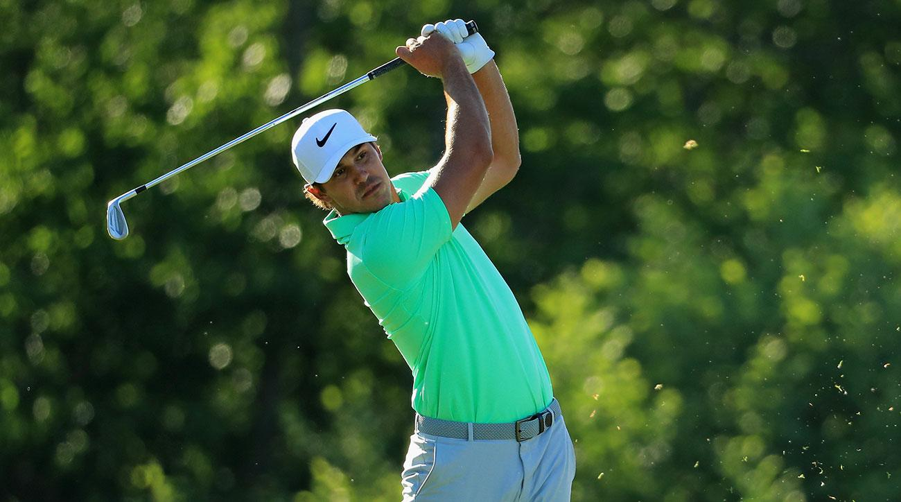Brooks Koepka won the 2017 U.S. Open with a mix of clubs in his bag.