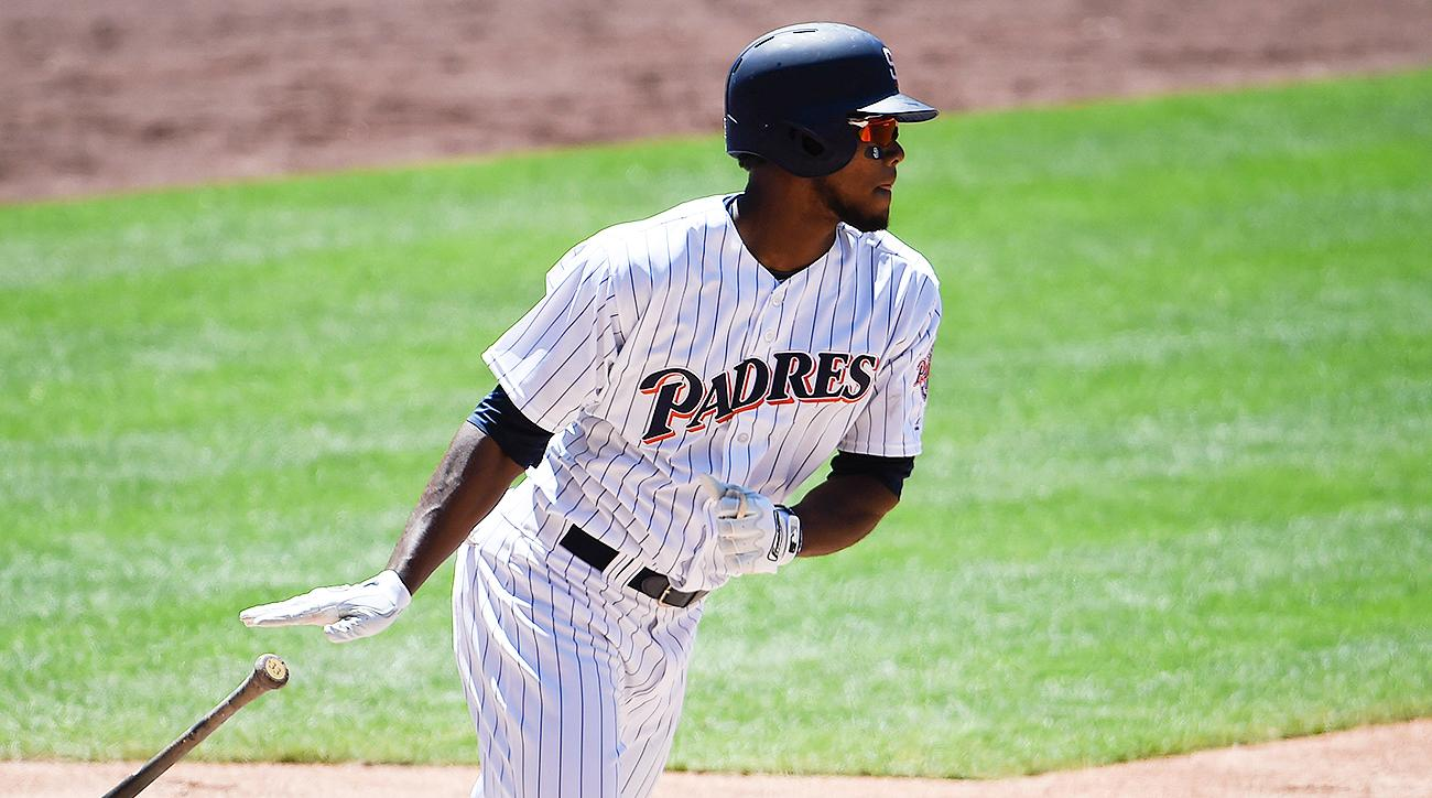 San Diego Padres Franchy Cordero