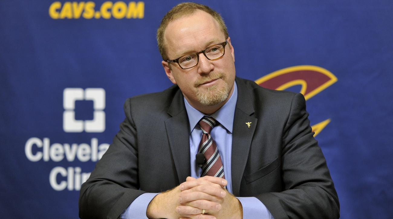 Cleveland Cavaliers' Dan Gilbert looks to fill David Griffin's GM shoes: Crowquill