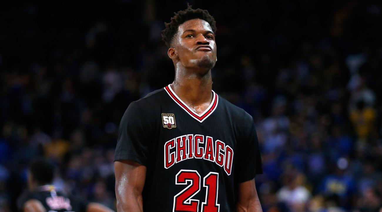Celtics hoping to trade for Jimmy Butler, sign Gordon Hayward
