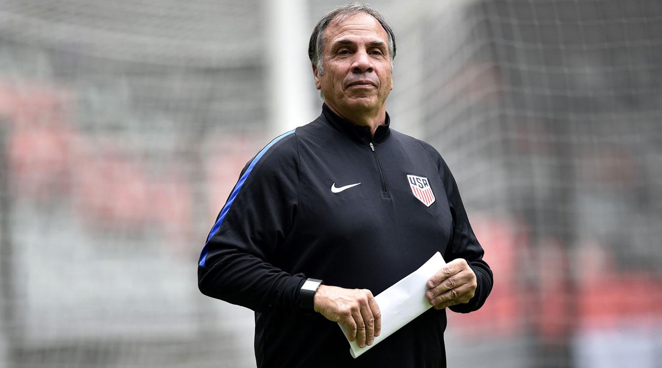 Bruce Arena will guide the USMNT in the CONCACAF Gold Cup
