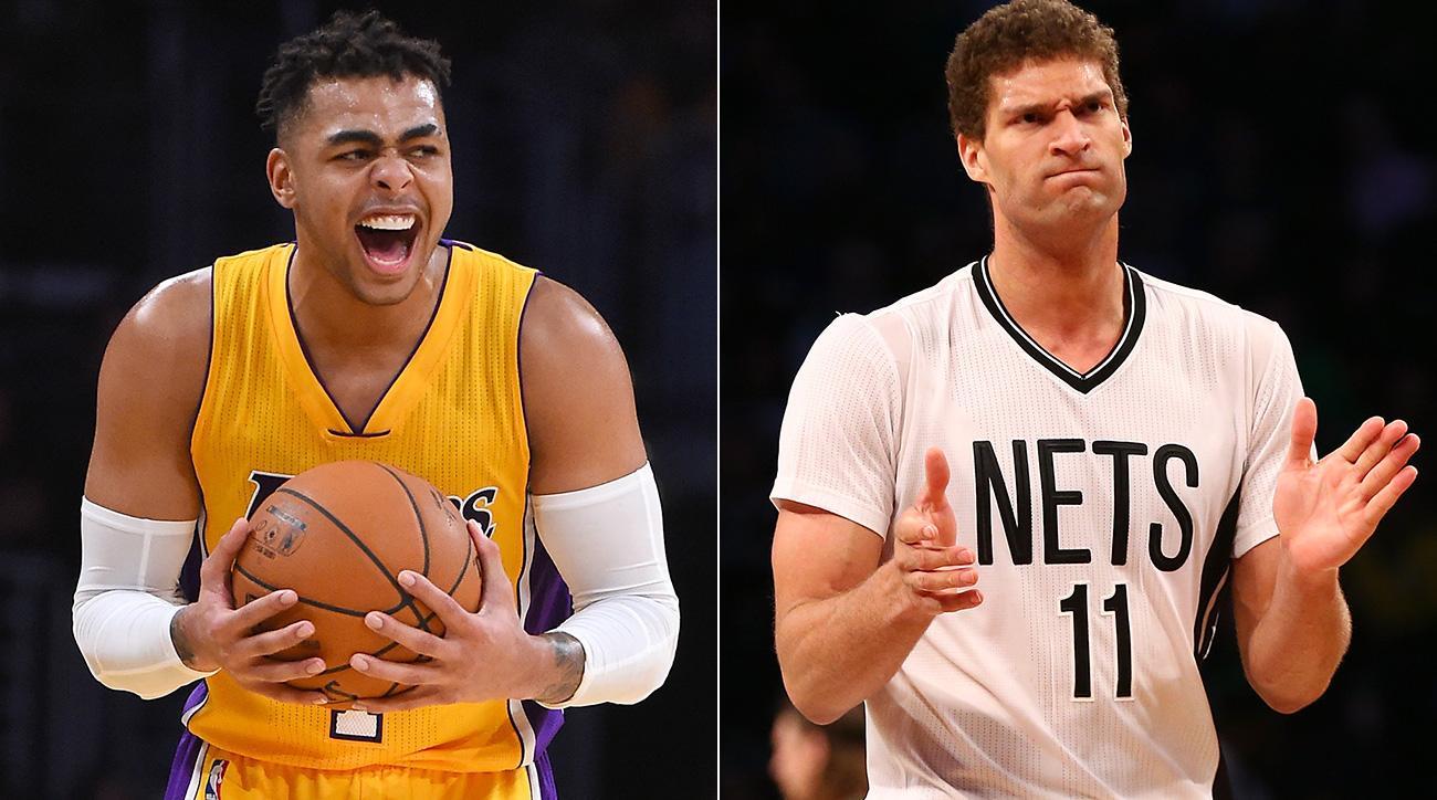 NBA trade grades