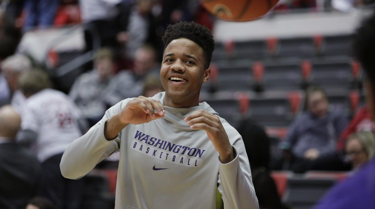76ers pick Fultz No. 1 overall in NBA Draft