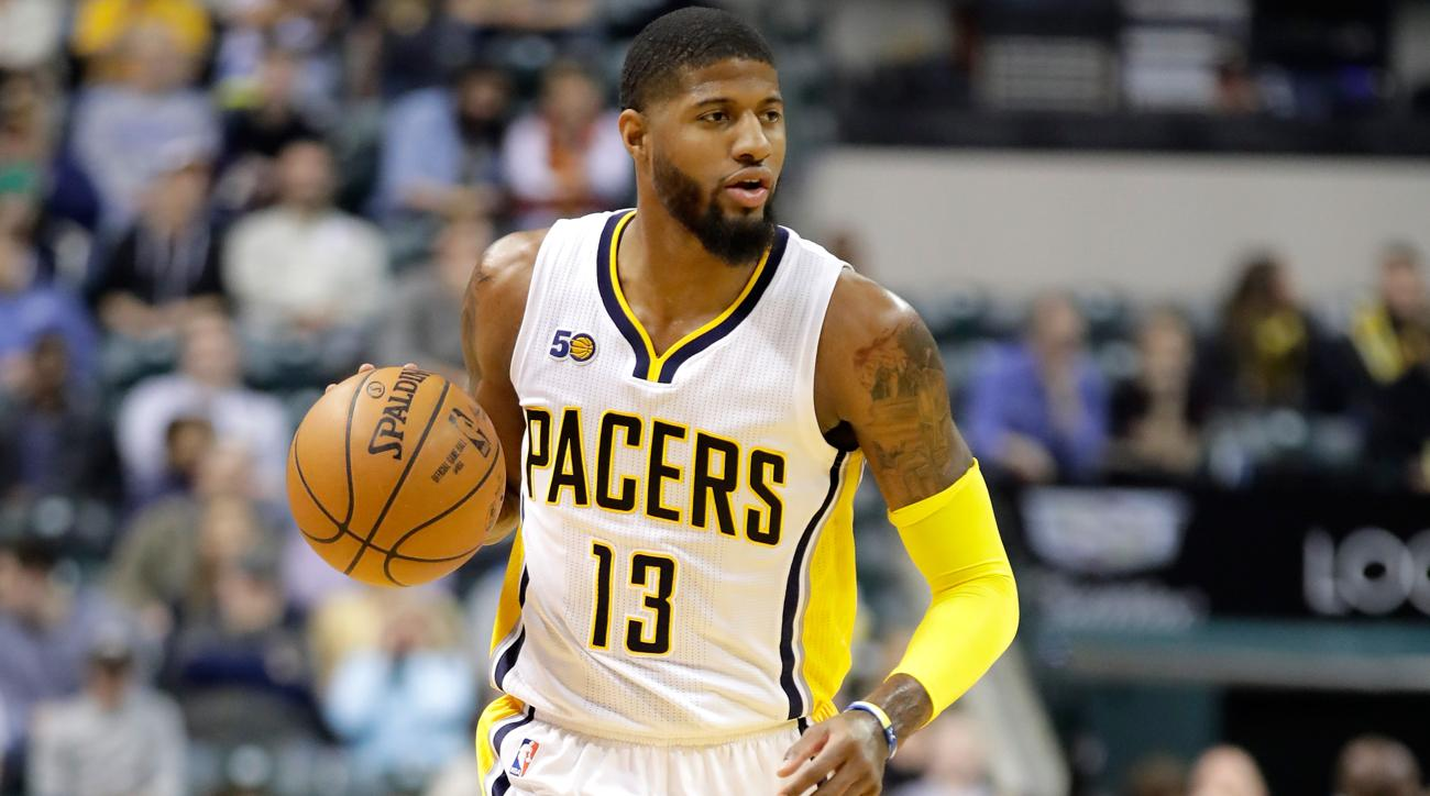 Paul George: Kevin Durant To Paul George: OKC Will 'blow You Away'