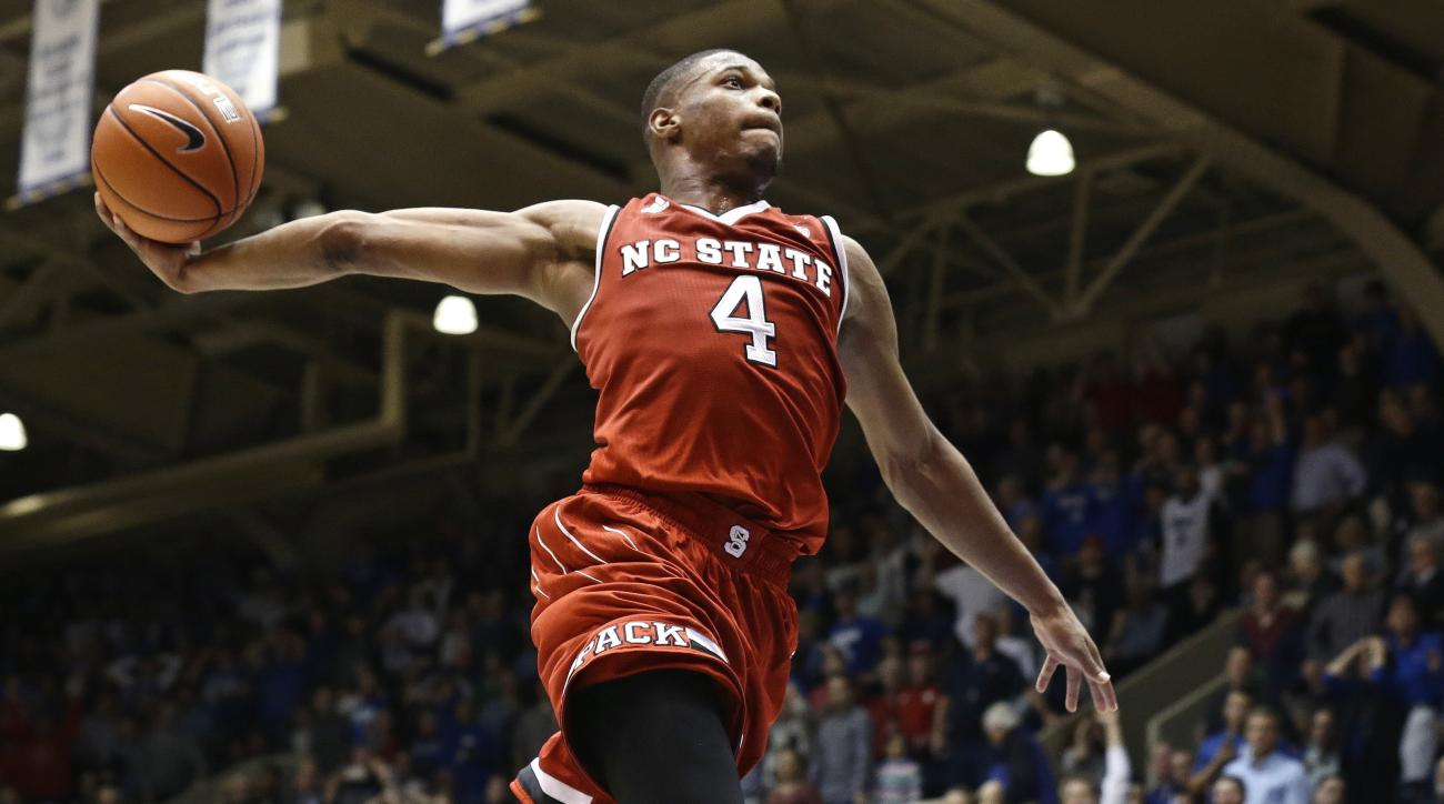 Mavericks make Dennis Smith Jr. the ninth pick in the draft