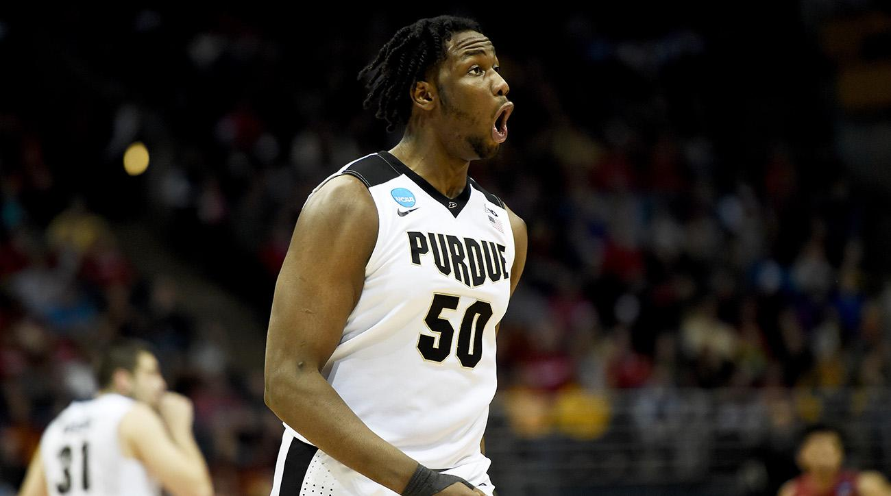 Blazers draft Purdue big man Caleb Swanigan at 26