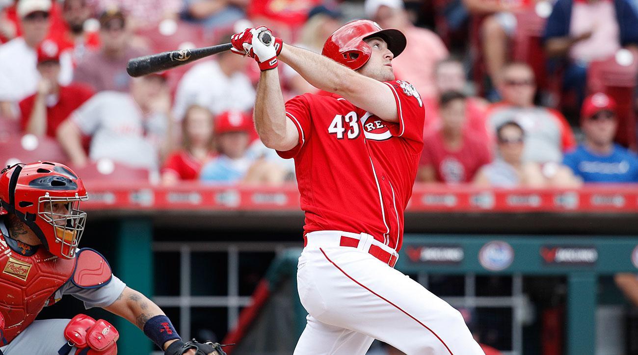 Scott Schebler, Cincinnati Reds