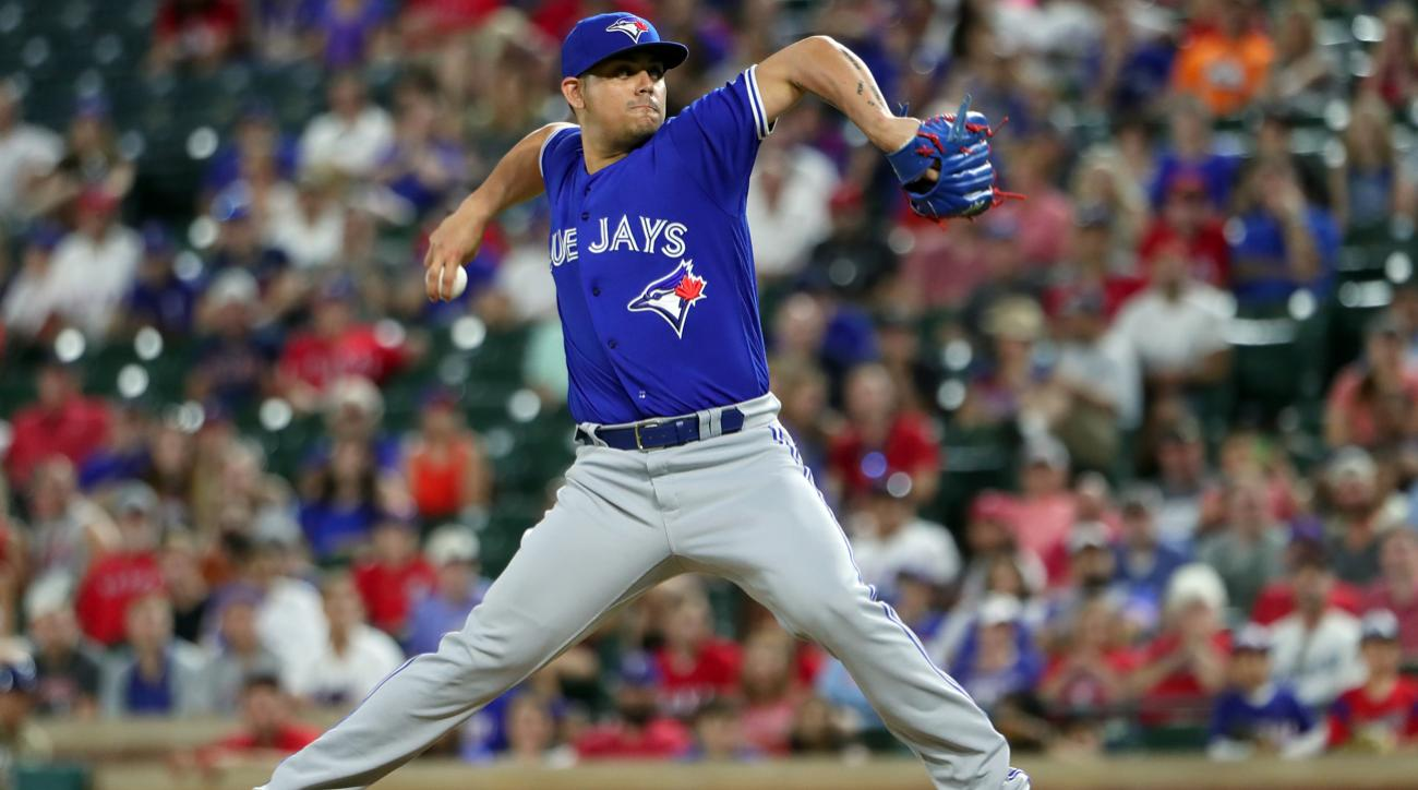 Anxiety sidelines Blue Jays closer Roberto Osuna