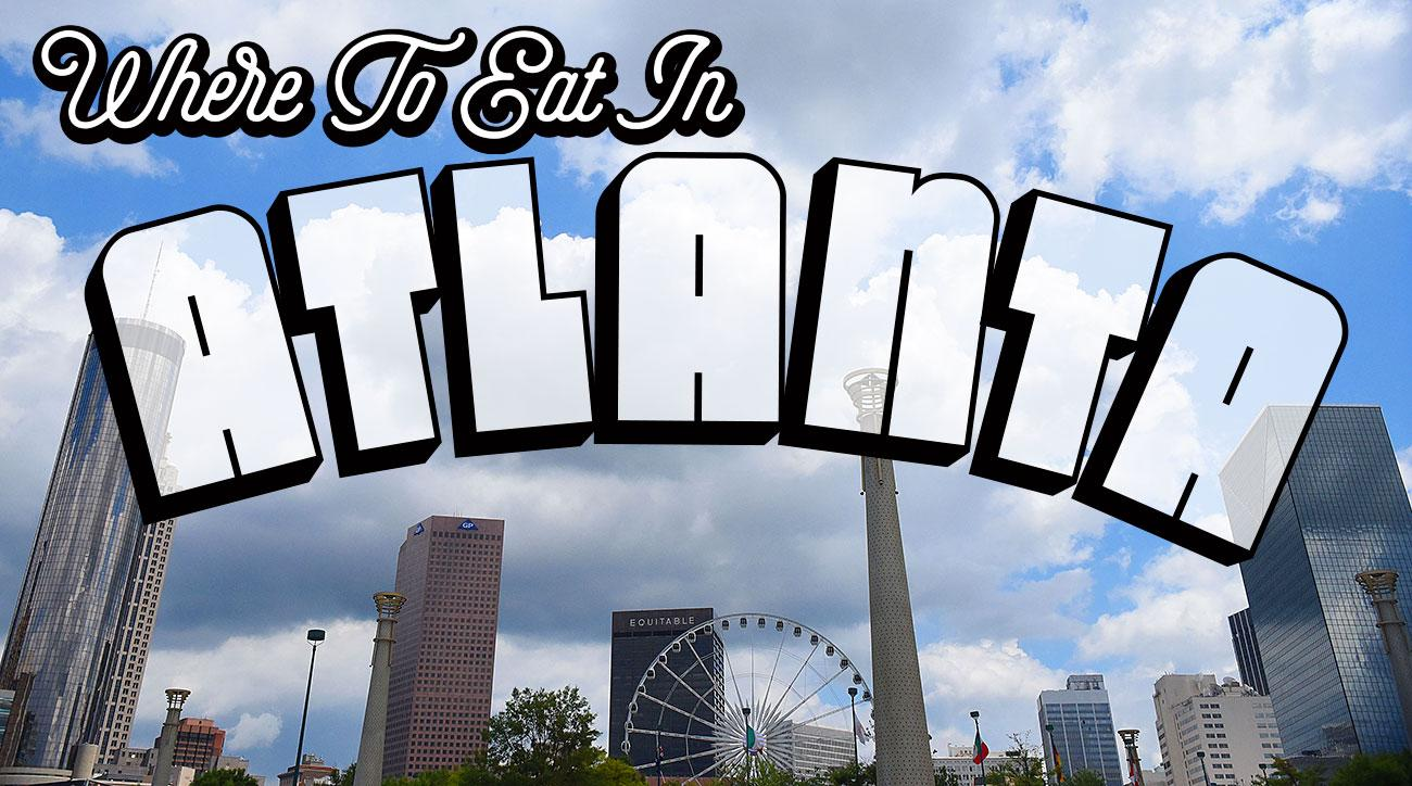 Where to eat in Atlanta
