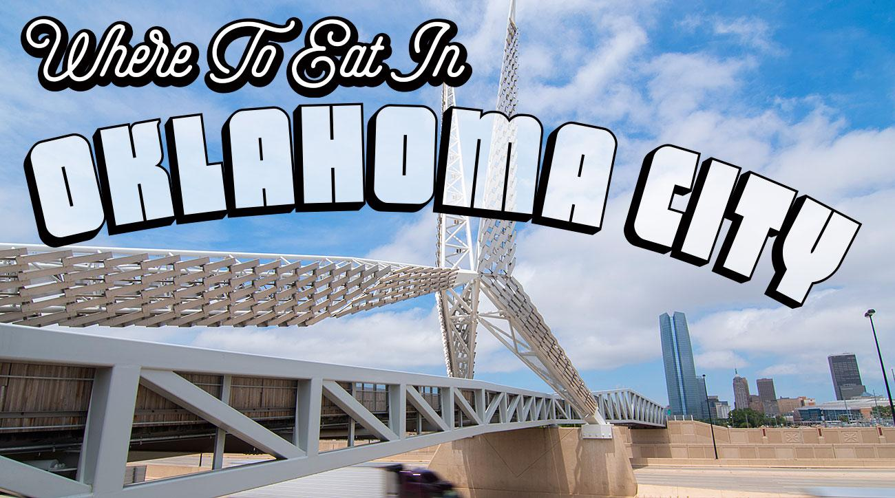 Where to eat in Oklahoma City
