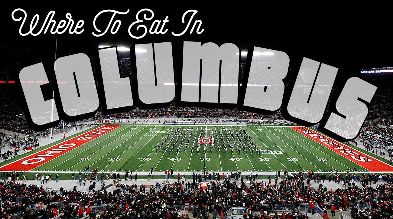 Where to eat in Columbus
