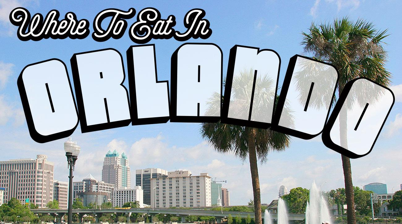 Where to eat in Orlando