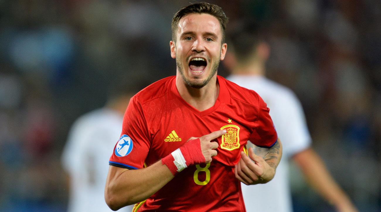 Atletico Madrid star Saul Niguez responds to Manchester United transfer speculation