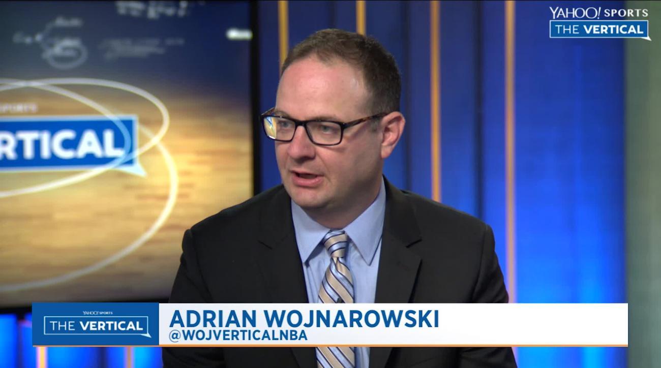 ESPN lures National Basketball Association insider Adrian Wojnarowski away from Yahoo