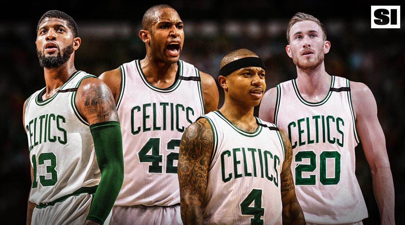NBA Rumors: Celtics On The Brink Of A Superteam? | SI.com