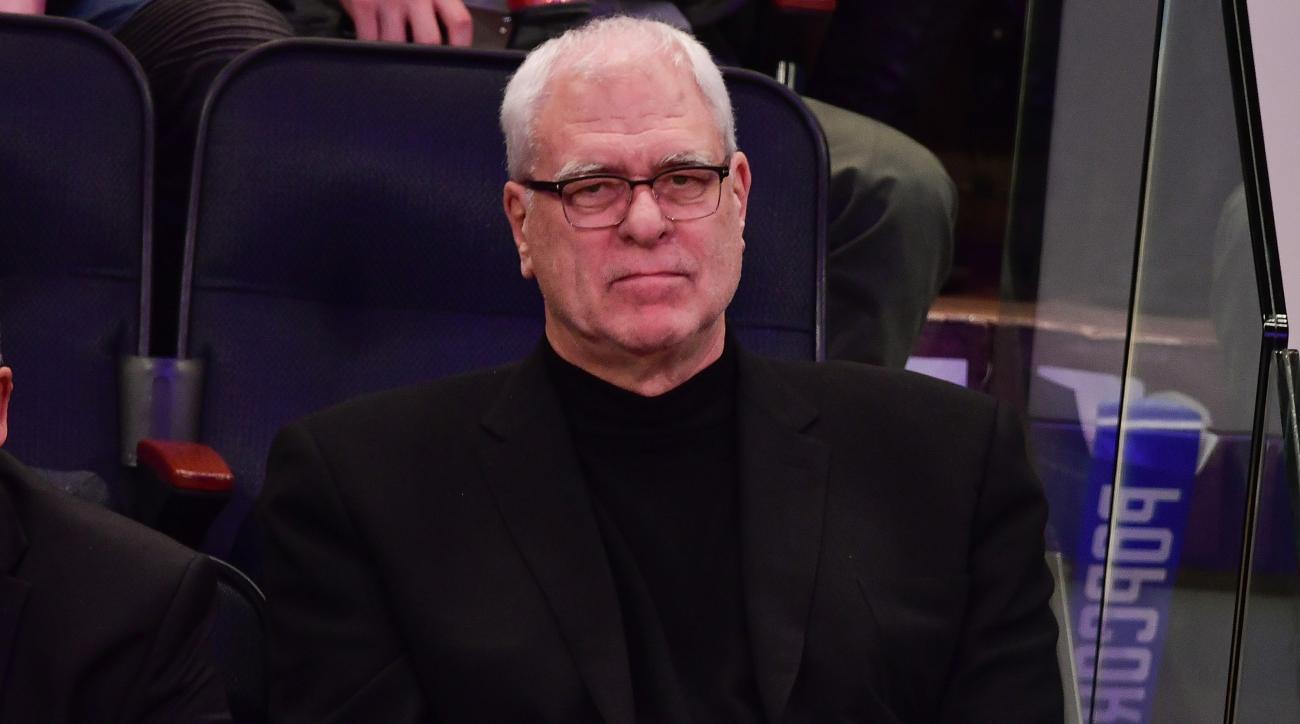 Phil Jackson: Worst moments as Knicks president