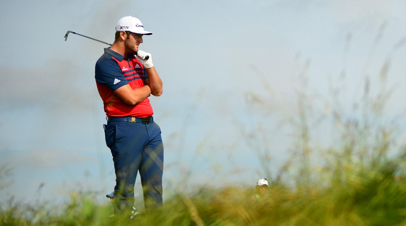 Jon Rahm has already jumped to No. 11 in the World Ranking.