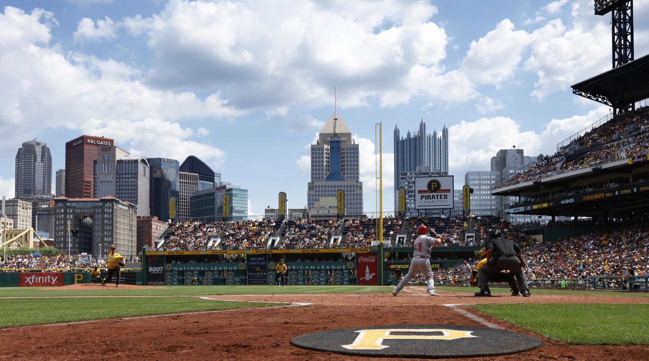 Umpire Saves Woman's Life Hours Before Pirates Game