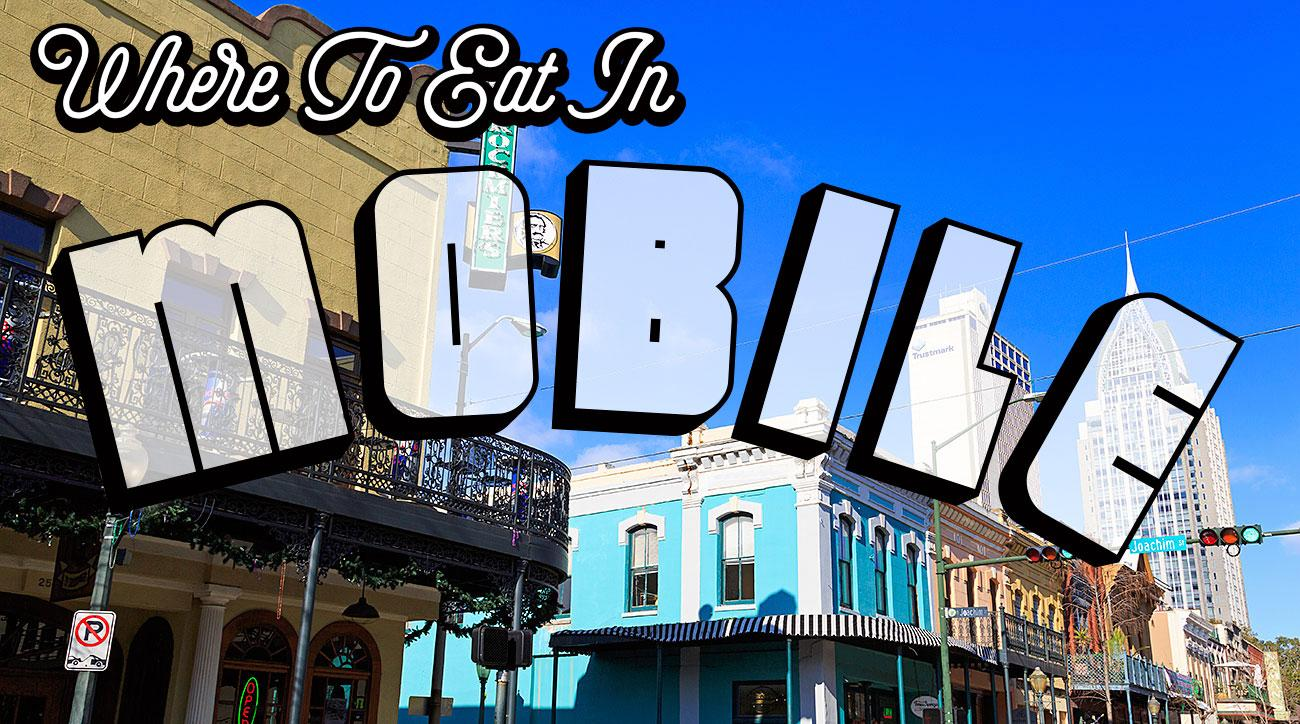 where to eat in Mobile