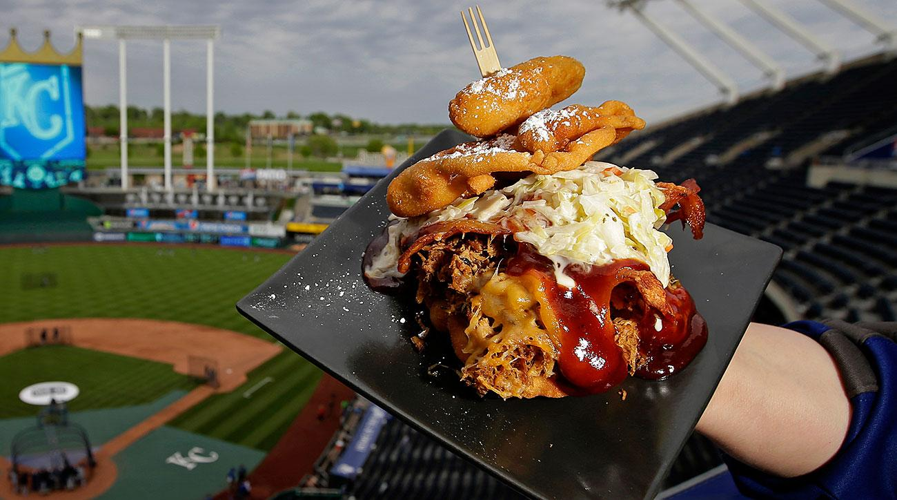 Best, weirdest ballpark food