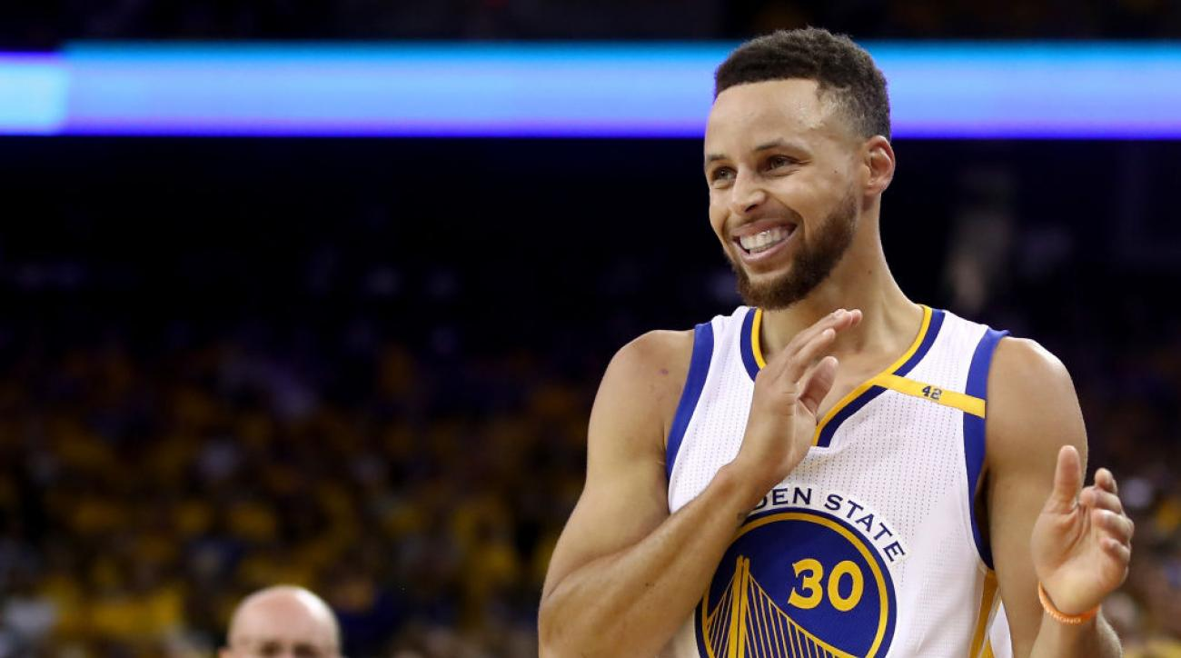 Two-time MVP Steph Curry will play in the Ellie Mae Classic in August.