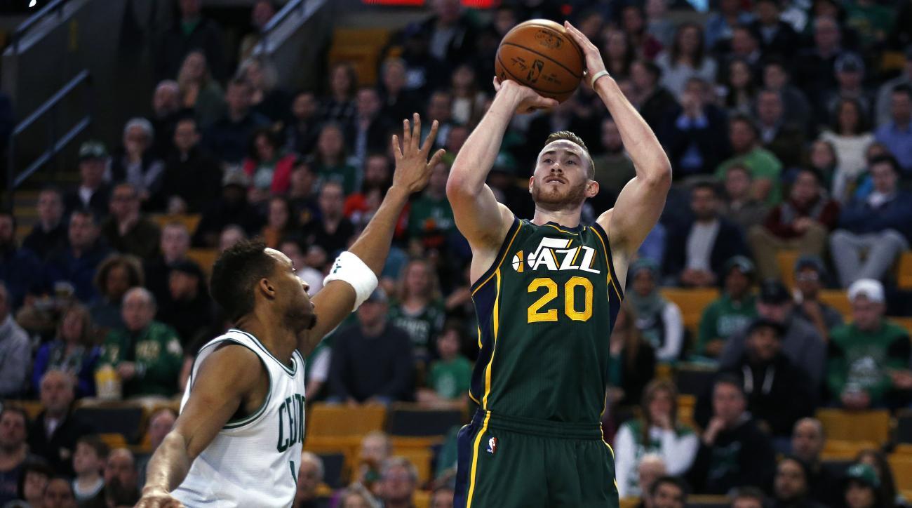 Gordon Hayward may be heading to Celtics