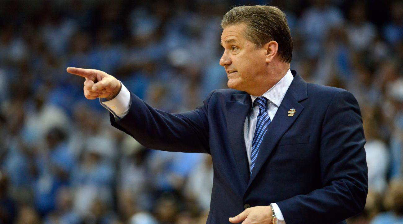 John Calipari wants to replace Phil Jackson