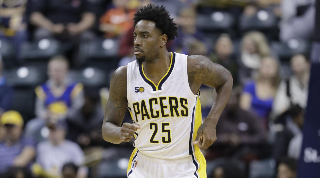 Rakeem Christmas.Pacers Rakeem Christmas Opens Up His Sneaker Collection