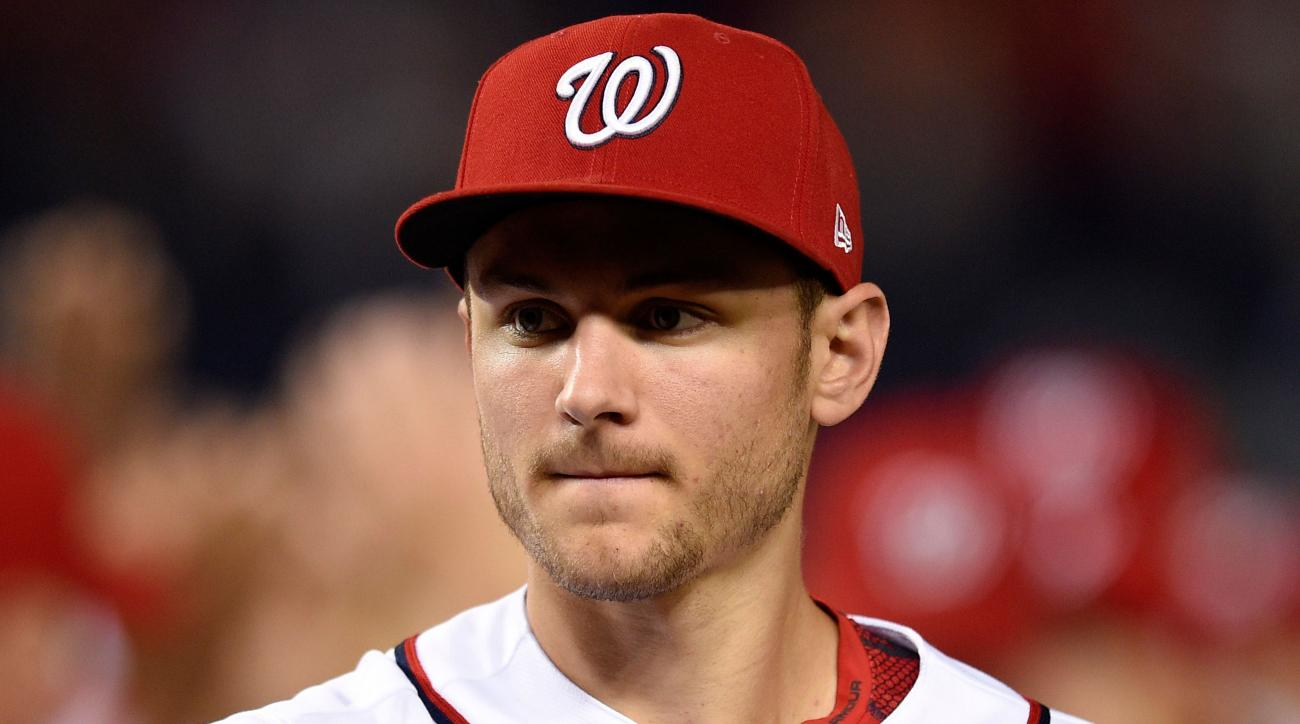 Nationals SS Turner exits game with undisclosed injury
