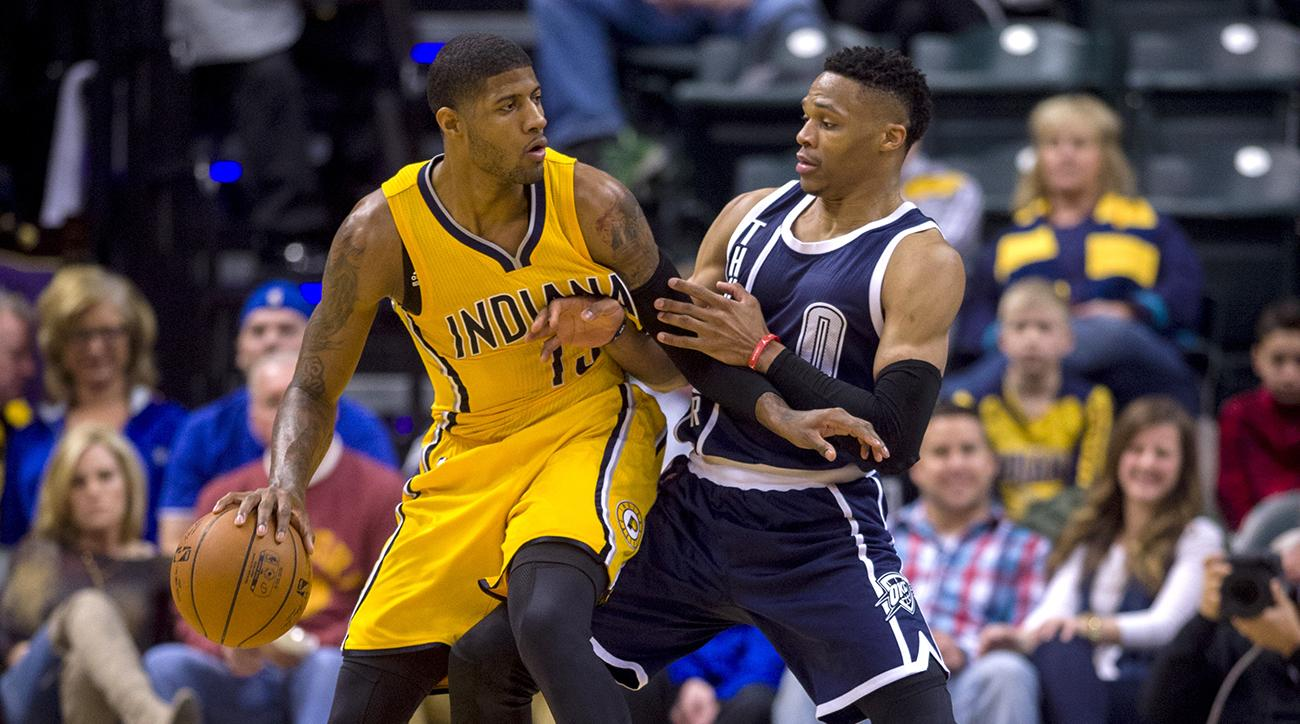 7ca9e0ea7ea5 Trade Grades  Thunder Poach Paul George From Pacers In Stunner