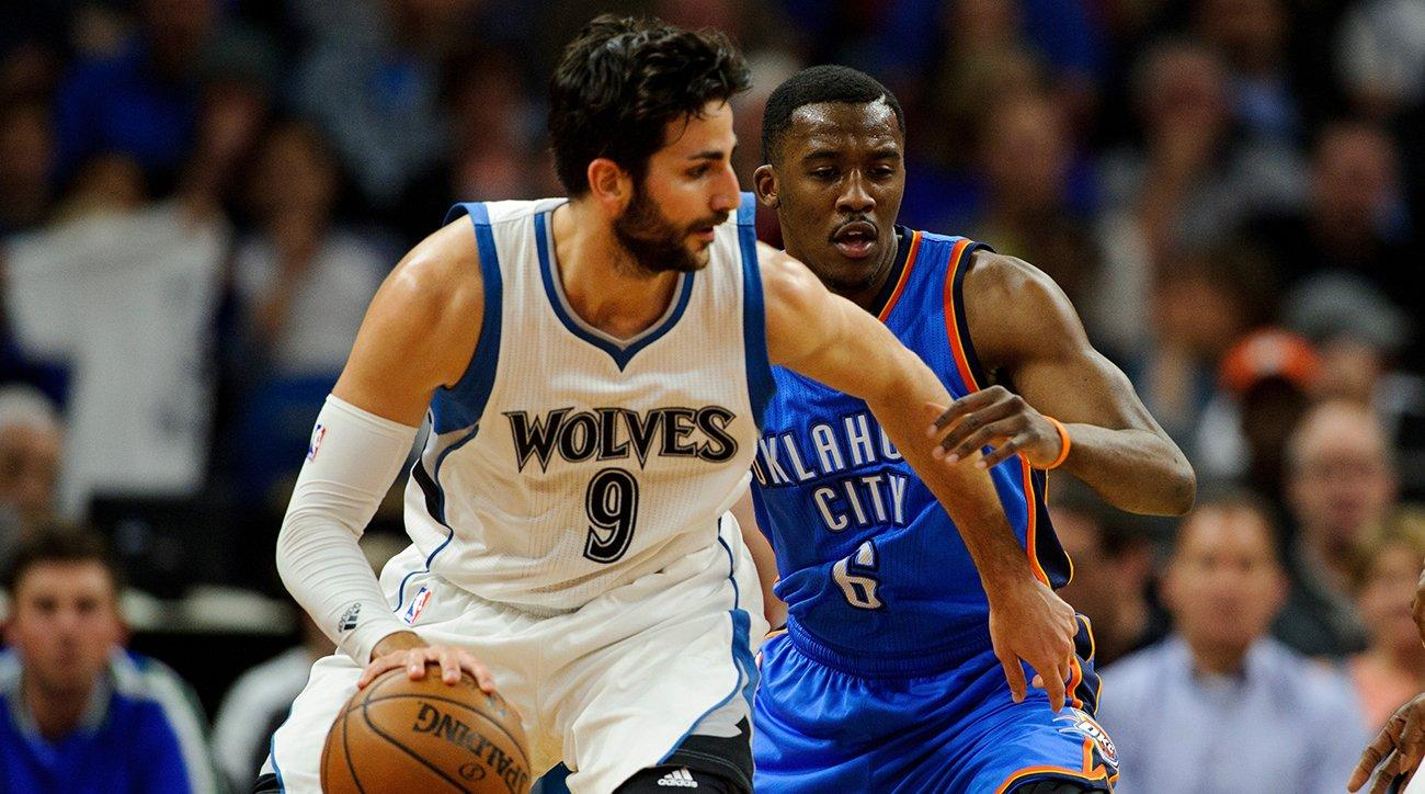 After dealing Ricky Rubio, will Timberwolves target Kyle Lowry?
