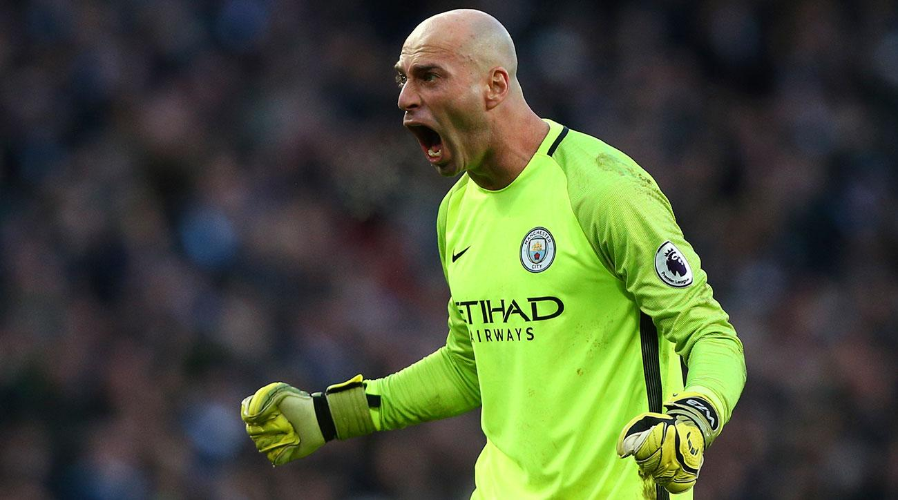 chelsea signs veteran goalkeeper willy caballero si