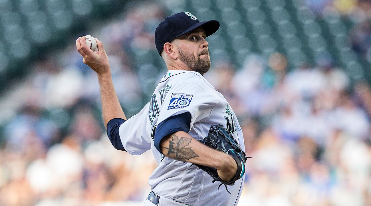 Seattle Mariners James Paxton