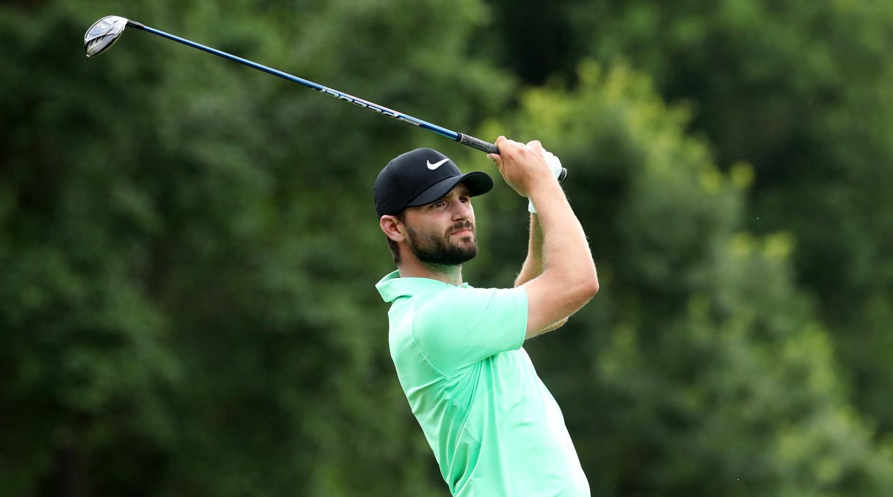 Kyle Stanley captured his first win in five years at the Quicken Loans National.